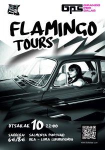 Flamingo Tours @ Bermeoko Kafe Antzokia