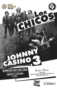 Los Chicos + Johnny Casino3