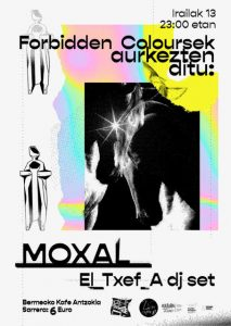 Moxal + El Txef A dj set + Trampas-Fever @ Bermeoko Kafe Antzokia