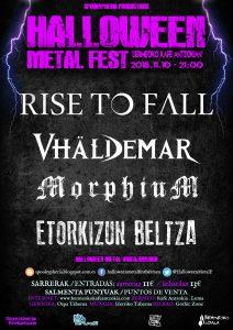 Halloween Metal Fest @ Bermeoko Kafe Antzokia
