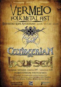 Vermeio Folk Metal Fest @ Bermeoko Kafe Antzokia