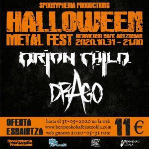 Halloween Metal Fest